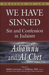 We Have Sinned: Sin and Confession in Judaism