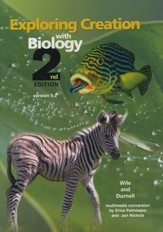 Exploring Creation with Biology, 2nd Edition, Full Course CD-ROM, Version 9.0