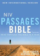 NIV Passages Bible: Read through the Bible in a Year / Special edition - eBook