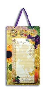 This Home Is Full Of Joy Magnetic List Pad and Magnets Gift set