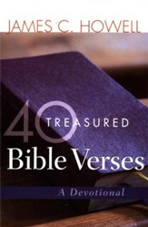 40 Treasured Bible Verses: A Devotional