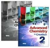 Advanced Chemistry in Creation 2nd Edition Full Set