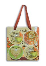 All I Need Today Is God's Love Sign and Magnets Gift set
