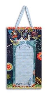 Always Believe Something Wonderful Is About to Happen List Pad and Magnets Gift set