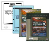 BJU Writing & Grammar Grade 9 Homeschool Kit, 3rd Edition