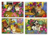 Thinking of You, Kittens Cards, Box of 12