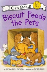 Biscuit Feeds the Pets, softcover