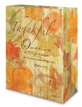 Harvest Blessings Gift bag, Medium