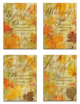 Thanksgiving Cards, Box of 12