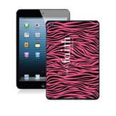 Faith iPad Mini Case, Pink Zebra
