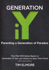 Generation iY: Parenting A Generation of Paradox, DVD