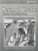 Abeka Grade 2 Bible Curriculum (Lesson Plans)