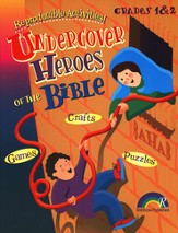 Undercover Heroes of the Bible, Grades 1-2