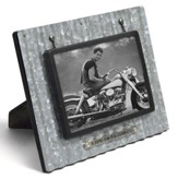 Ride In Triumph Photo Frame