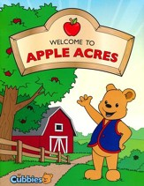 Apple Acres Entrance Booklet (ESV), pack of 25