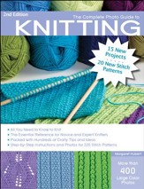 The Complete Photo Guide to  Knitting, 2nd Edition