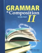Abeka Grammar and Composition II Work-text
