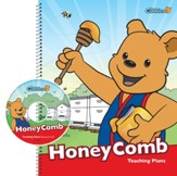 HoneyComb: Teaching Plans with Audio CD (KJV)