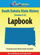 South Dakota State History Lapbook - PDF Download [Download]