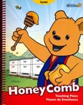 Planes de Enseñanzas con CD de HoneyComb  (HoneyComb Teaching Plans with CD)
