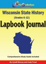Wisconsin State History Lapbook Journal - PDF Download [Download]