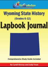 Wyoming State History Lapbook Journal - PDF Download [Download]