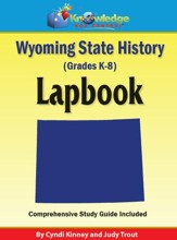 Wyoming State History Lapbook - PDF Download [Download]