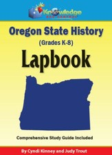 Oregon State History Lapbook - PDF Download [Download]