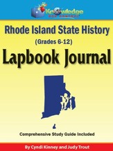 Rhode Island State History Lapbook Journal - PDF Download [Download]