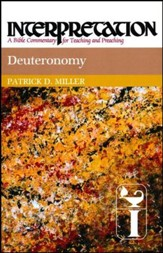 Deuteronomy: Interpretation Commentary