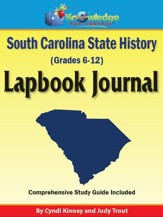 South Carolina State History Lapbook Journal - PDF Download [Download]