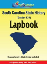 South Carolina State History Lapbook - PDF Download [Download]