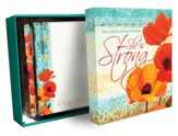 She Is Strong, Memo Pad and Pen Giftset