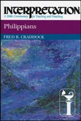 Philippians: Interpretation: A Bible Commentary for Teaching and Preaching (Paperback)