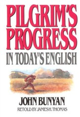 Pilgrim's Progress in Today's English - eBook