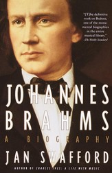 Johannes Brahms: A Biography - eBook