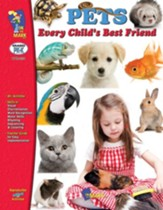 Pets - Every Child's Best Friend Gr. PK-K - PDF Download [Download]