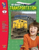 All About Transportation Gr. 2 - PDF Download [Download]