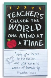 Teachers Change the World Magnet