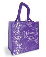Woman of Faith Eco Tote