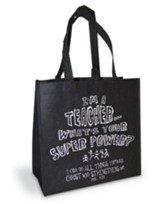 I'm a Teacher Eco Tote