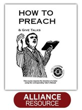 How To Preach - PDF Download [Download]