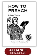 How To Preach Leader's Guide - PDF Download [Download]