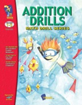 Addition Drills Gr. 1-3 - PDF  Download [Download]