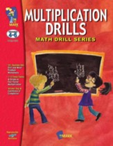 Multiplication Drills Gr. 4-6 - PDF  Download [Download]