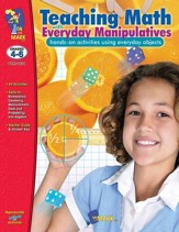 Teaching Math Through Everyday Manipulatives Gr. 4-6 - PDF Download [Download]
