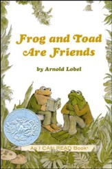 Frog and Toad Are Friends, Hardcover