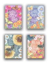 Encouragement, Butterfly Garden Cards, Box of 12