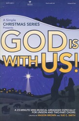 God is With Us! (Choral Book)