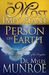 The Most Important Person On Earth - eBook